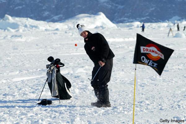 ゴルフ冬の寒さ対策