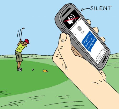 ゴルフ心がけとくべき、プレー時のマナー