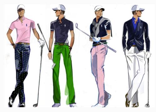 ゴルフ場での服装のマナー何を着ていけばいいの?