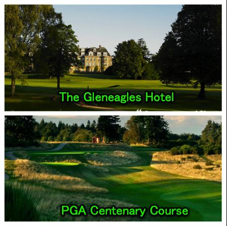 PGA centenary