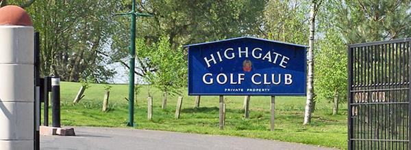 ロンドン (イギリス)ゴルフコース プレー事情
