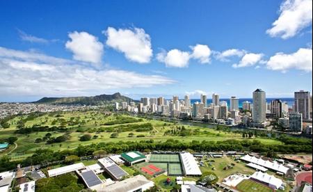 ハワイ(オアフ島)ゴルフコース案内