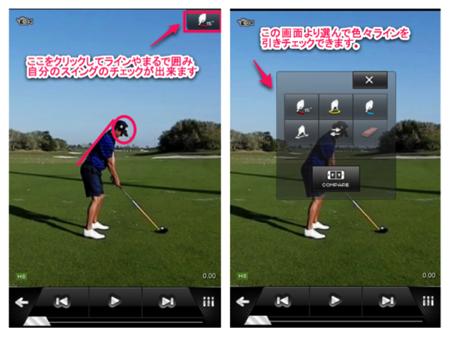 ゴルフ素振りの方法と効果