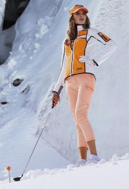ゴルフ冬の防寒対策でスコア アップ