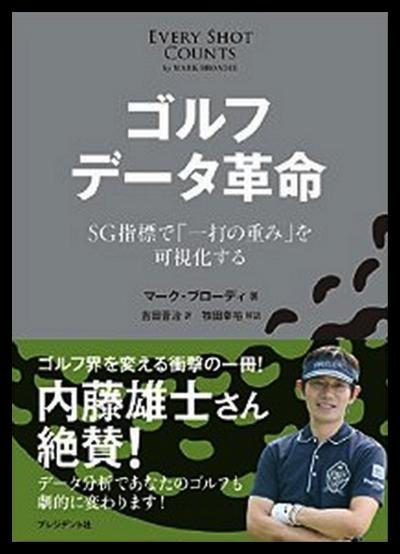 【ゴルフデーター革命】ゴルフ パッティングの重要性は?