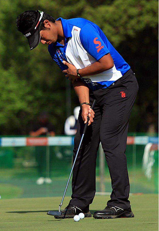 ゴルフパティング、イップスは治せる