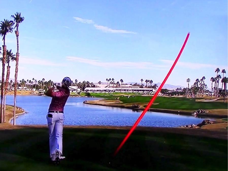 ゴルフ ドライバーで真っ直ぐ飛ばす方法(最近気がついたトップからの切り返し)