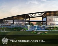 TRUMP WORLD GOLF CLUB, DUBAI