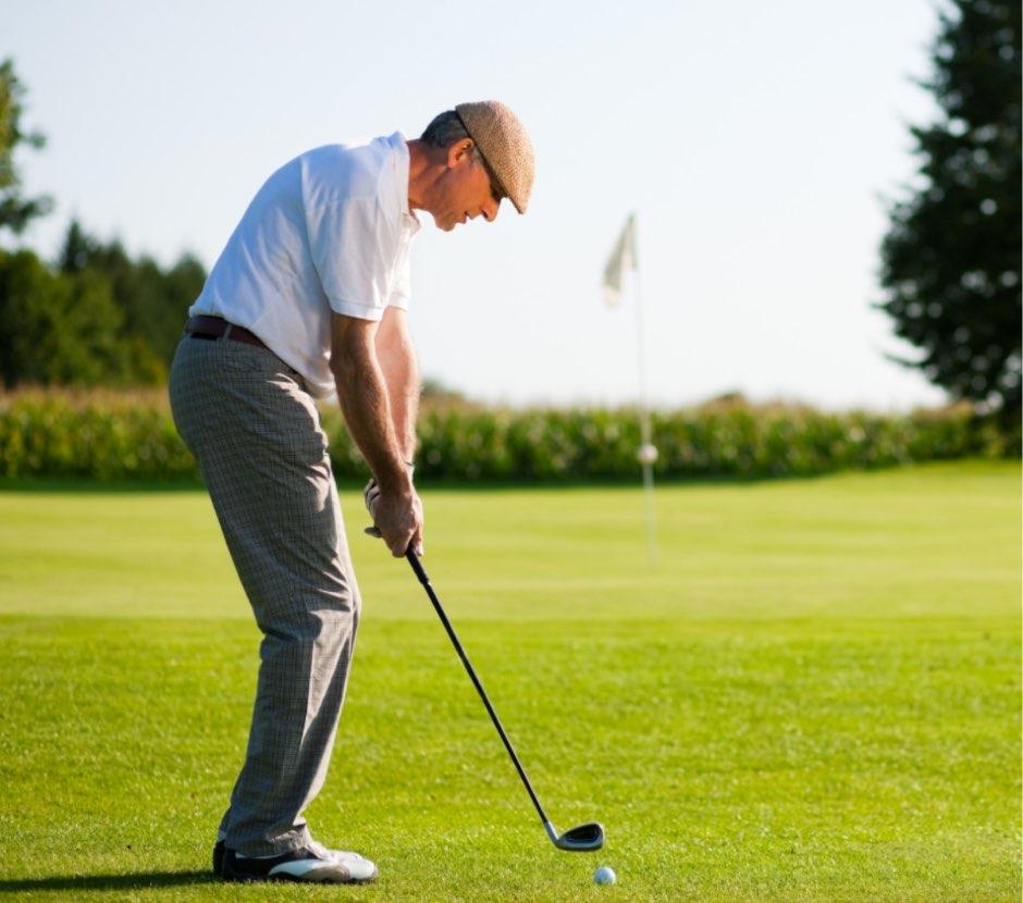 【60歳までのゴルフスウィング】で、してはいけないこと