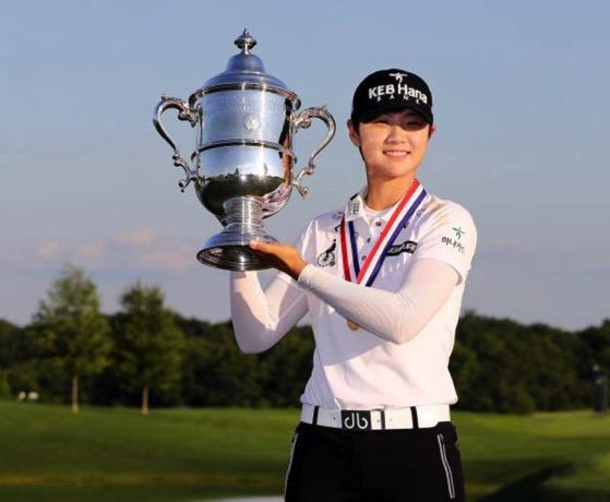 韓国の女子プロのスイングは素晴らしい。全米女子オープンの優勝争いは、ほとんどが韓国勢、なぜ日本人は真似できないのだろう
