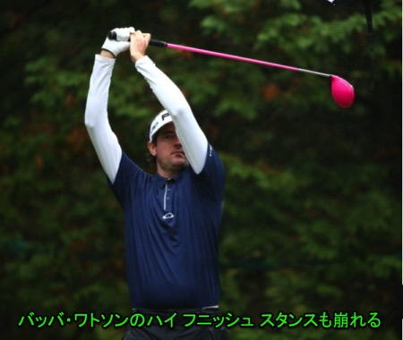 ゴルフ スウィング プロの真似をしない