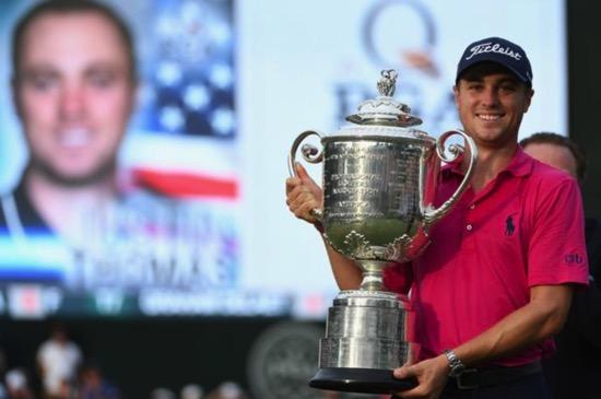 ゴルフ メジャー選手権  開催コース、賞金、優勝者