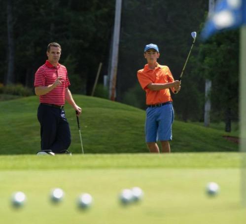 ゴルフが早く上達する人の特徴。上手くなる人と上手くならない人の違いは?