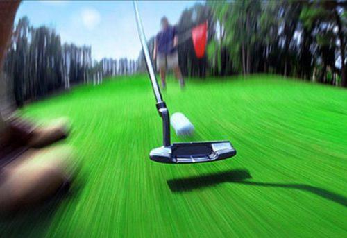 ゴルフ パッティング ストロークの仕方
