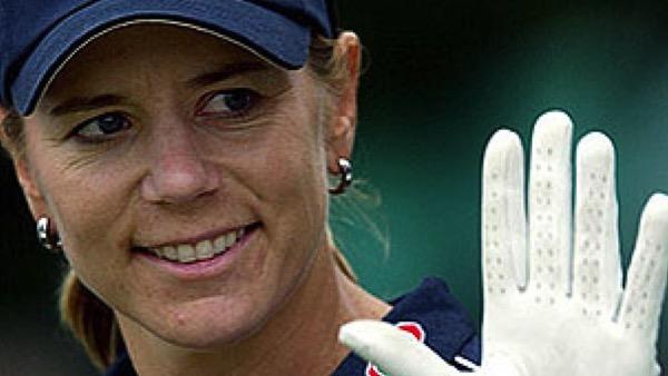 ゴルフ練習方法 レジェンド、アニカ・ソレンスタムの練習の考え方