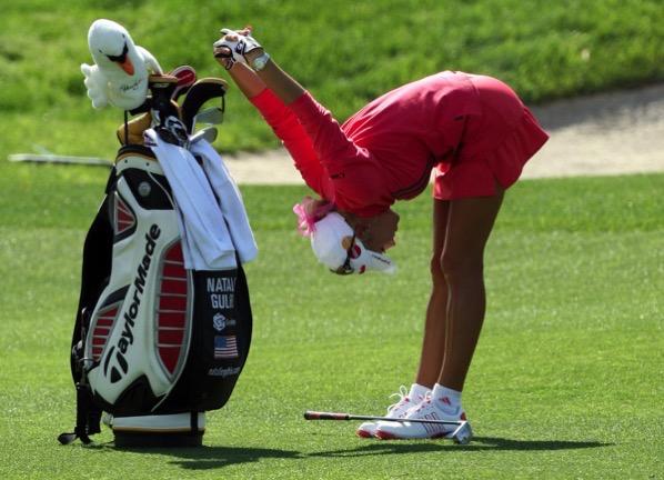 ゴルフ 自分に合った脱力感の見つけ方
