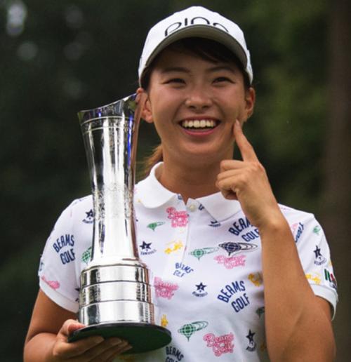 2019年全英女子オープン・メジャータイトル獲得者 渋野日向子のクラブセッティングと履歴