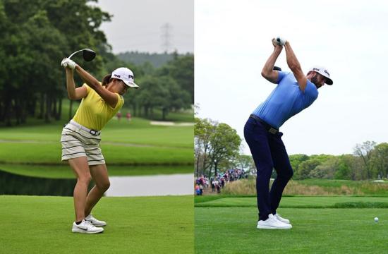 ゴルフドライバーヘッドスピード別 平均 飛距離比較